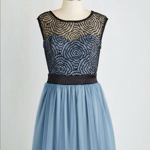 ModCloth Starlet's Web Dress